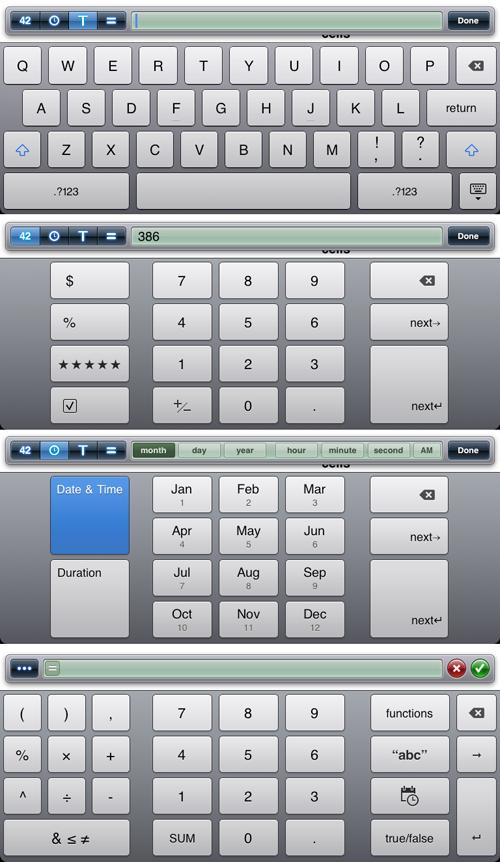 Клавиатура iWorls
