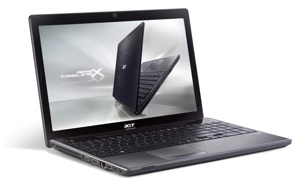 Acer Aspire TimelineX