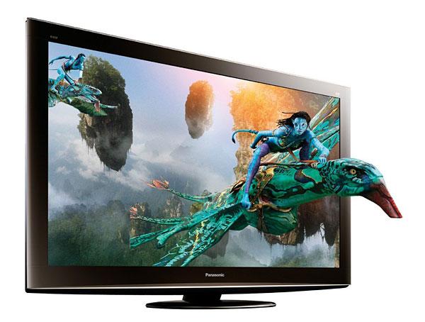 "Panasonic Viera TC-P50VT25 50"" 3D 1080p HDTV"